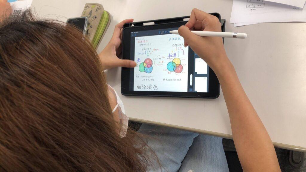 色彩検定 対策授業